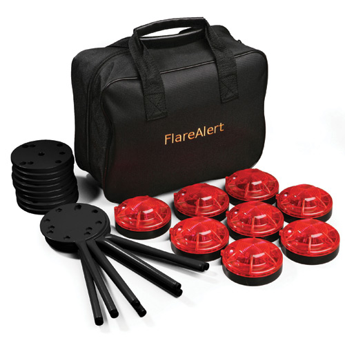 FlareAlert Beacon Kit