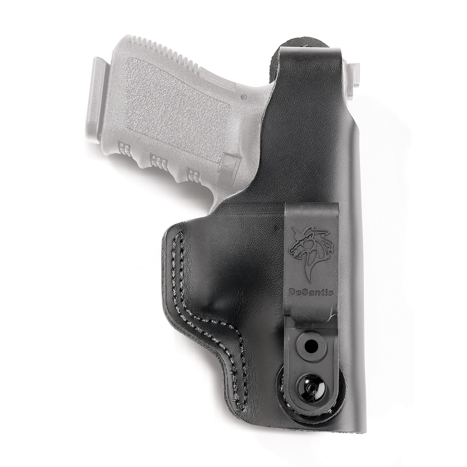 DeSantis Dual Carry II Leather Thumb Break Holster